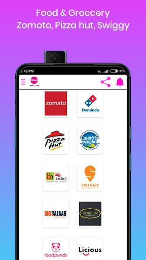 all in one shopping app - online shopping app screenshot 2