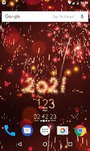 New Year countdown 2