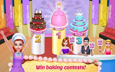 My Bakery Empire – Bake, Decorate & Serve Cakes 4
