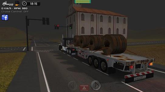 Tải Grand Truck Simulator MOD APK 1.13 (tiền không giới hạn) 2