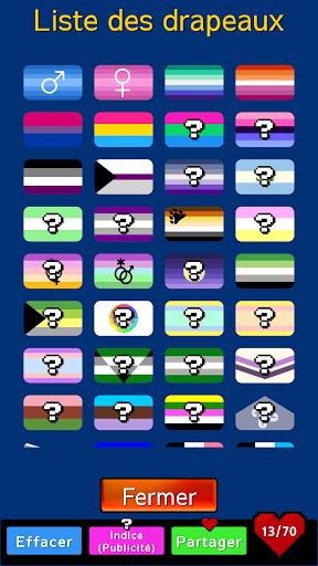 Télécharger LGBT Flags Merge! APK MOD (Astuce) screenshots 1
