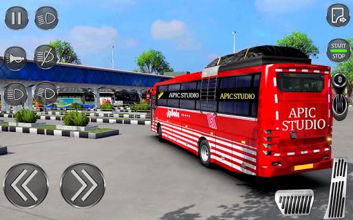 City Coach Bus Driving Sim : Bus Games 2020 0.2 Screenshots 7