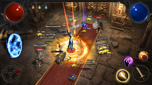 Path of Evil: Immortal Hunter  screenshots 17