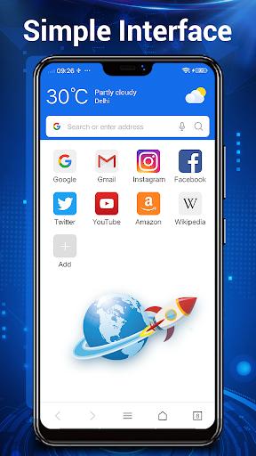 Web Browser & Explorer 3.5.2 Screenshots 2