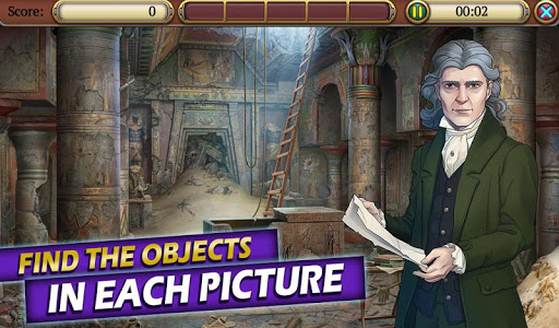 Time Crimes Case: Free Hidden Object Mystery Game  screenshots 9