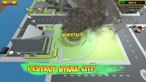 City Tornado Amazing City Storm  screenshots 11