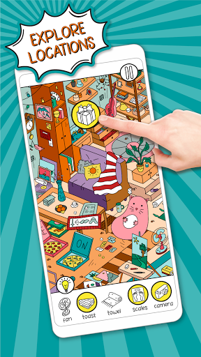 Find Forms - Hidden Object  screenshots 2