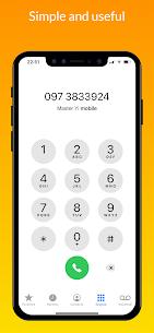 iCall – iOS Dialer MOD APK, iPhone Call (Pro Unlocked) 2
