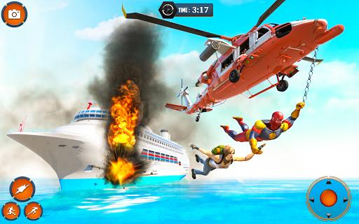 Real Robot Superhero Rescue Mission Screenshot 2