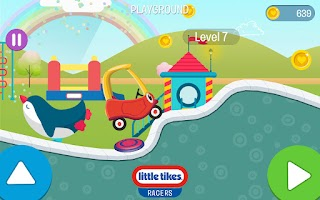 Little Tikes Racers, car game for kids