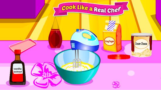 Baking Cupcakes - Cooking Game screenshots 6