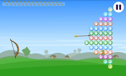 Bubble Archery apkdebit screenshots 2