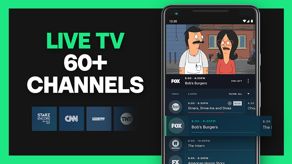 Hulu: Watch TV shows, movies & new original series poster 3