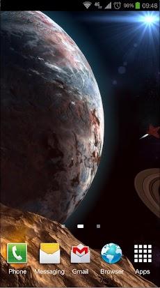 Planetscape 3D Live Wallpaperのおすすめ画像1