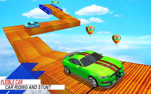 Mega Ramp GT Car Stunt Master: Stunt Games 2020 android2mod screenshots 2