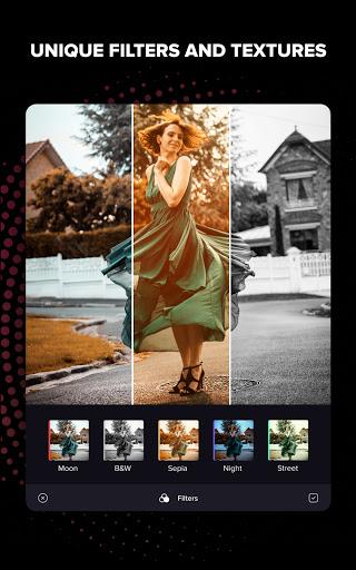 Gradient: AI Photo Editor android2mod screenshots 11