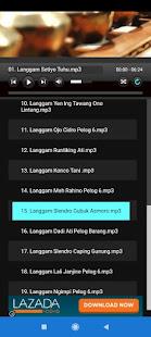 Karaoke Langgam Campursari  Gending Jawa Offline