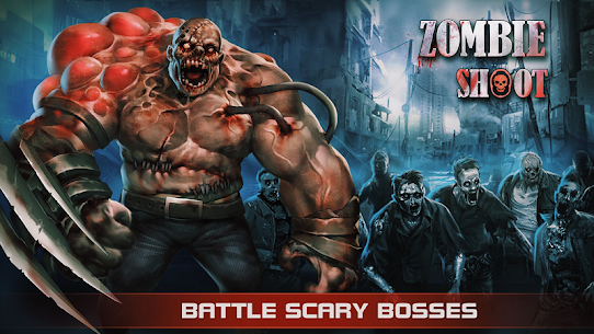 Zombie Shooter:  Pandemic Unkilled 2.1.7 3