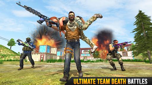 FPS Commando Game: New Sniper Shooting Strike 2021 apkdebit screenshots 10