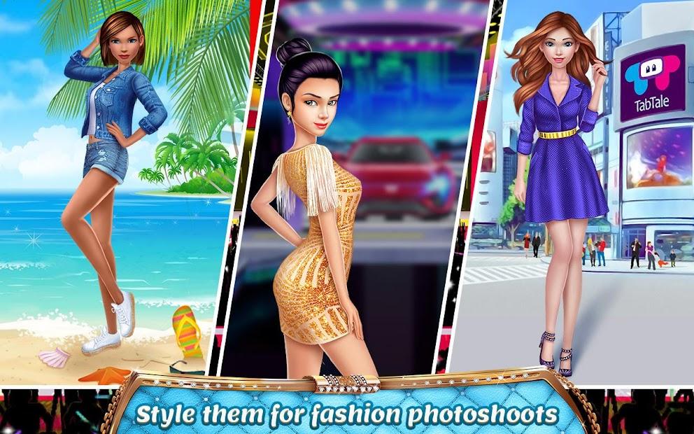 Stylist Girl - Make Me Gorgeous! screenshot 2