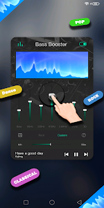 Global Equalizer & Bass Booster Pro 0.07 (Paid)