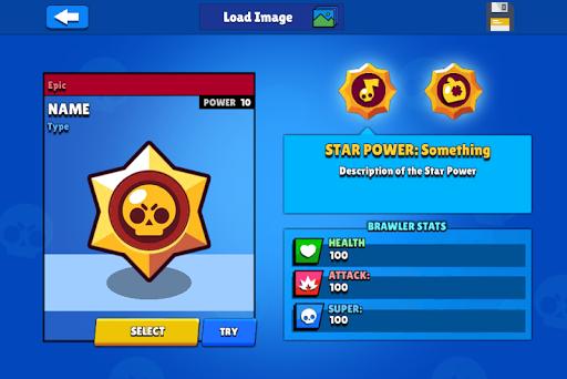 Card Maker for Brawl Stars 1.5 Screenshots 5