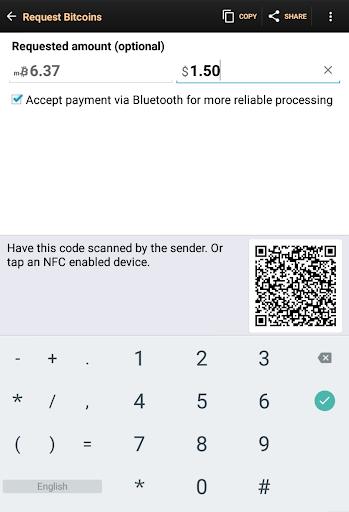 Bitcoin Wallet apktram screenshots 11