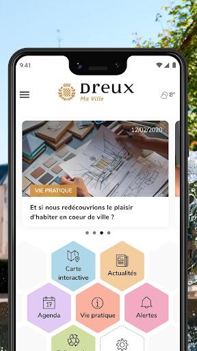 Dreux ma Ville  screenshots 1