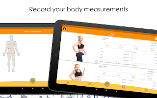 Body Diary — Weight Loss Tracker with Measures