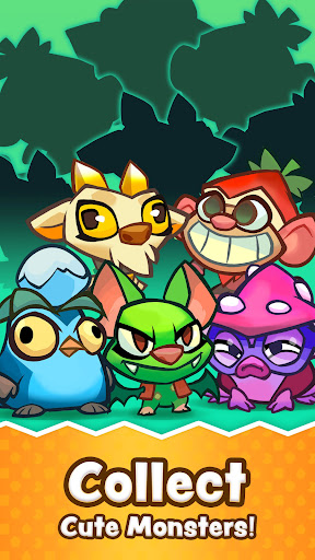 Matchfruit Monsters - Match Puzzle Adventure! screenshots 3