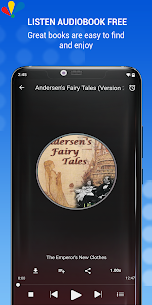 LibriVox AudioBooks Mod Apk: Listen free audio books (Pro Unlocked) 5