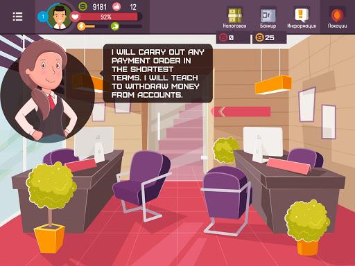 Hacker - tap smartphone tycoon, life simulator Apkfinish screenshots 16