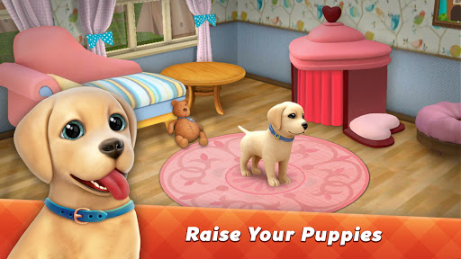 Dog Town: Pet Shop Game, Care & Play Dog Games 1.4.54 screenshots 4