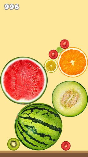 Fruit Merge Mania - Watermelon Merging Game 2021 apkdebit screenshots 4