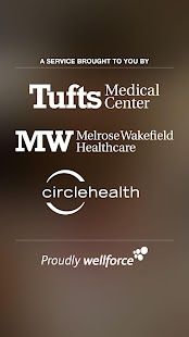 Online Connect - TuftsMC, MelroseHC, Circle Health Screenshot