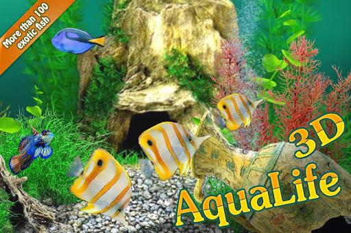 AquaLife 3D filehippodl screenshot 1