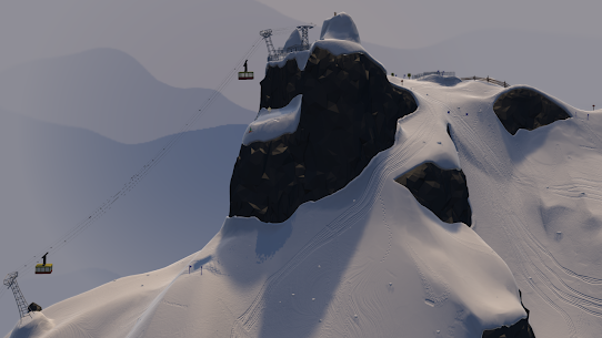 Grand Mountain Adventure Snowboard Premiere Hileli Apk Güncel 2021** 1