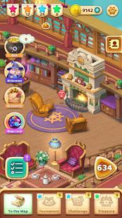 Munchkin Match: Magic Home Building