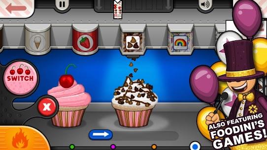 Papa's Cupcakeria 4