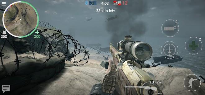 World War Heroes: WW2 FPS 1.26.0 1