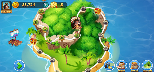 Solitaire TriPeaks: Solitaire Card Game screenshots 2