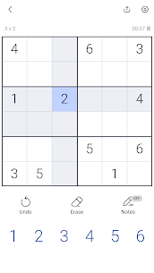 Sudoku – Sudoku puzzle, Brain game, Number game 8