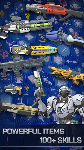 Spacelanders: 3D Sci-Fi Shooter RPG 1.0.8 screenshots 6