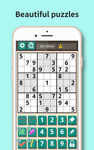 Sudoku classic 4.0.1072 screenshots 9
