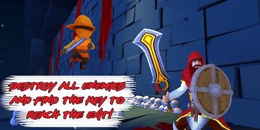 Code Triche Adventure Knight : Warrior legend knight adventure APK MOD (Astuce) screenshots 2