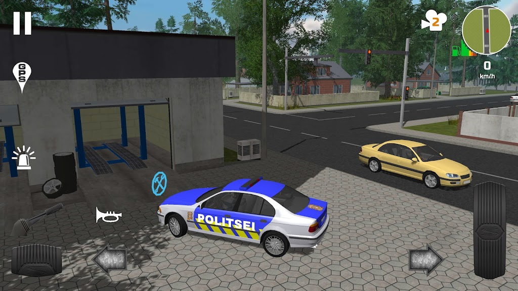 Police Patrol Simulator poster 13