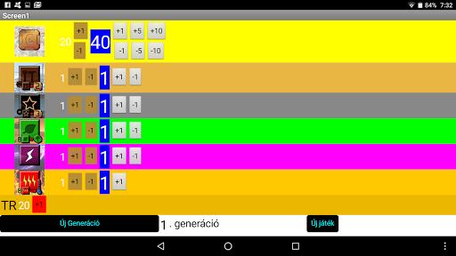 Terraforming Mars Game Board 1.0 Screenshots 3