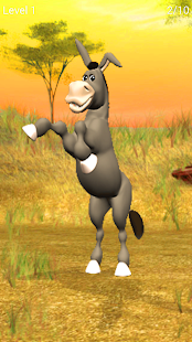 Talking Donald Donkey