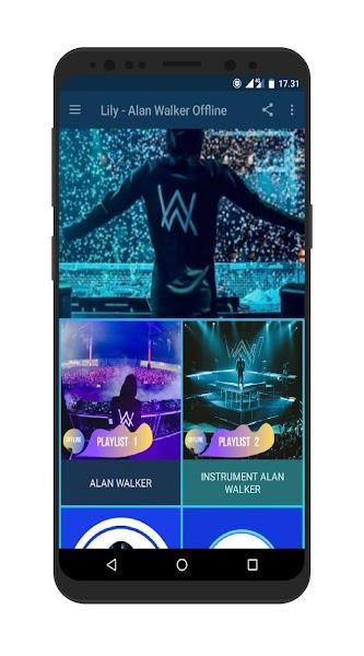 Lily - Alan Walker Offline