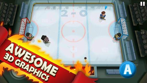 Ice Rage: Hockey Multiplayer Free  screenshots 13